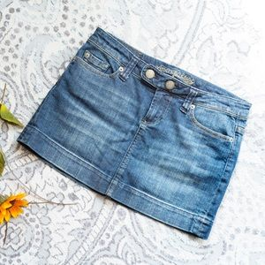 American Eagle - Jean skirt - Size 2
